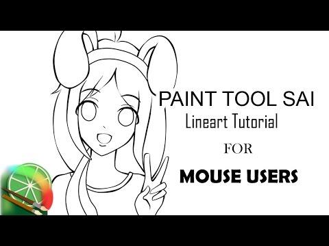 Paint Tool Sai Liscence