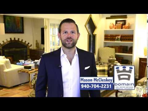 Mason McCleskey | Domain Real Estate