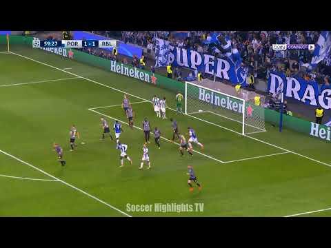 Por vs Leip 3-1 All Goals and Highlights Champions League November 1 , 2017