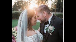 Serina & TJ's Wedding Highlight   Clarke Estate