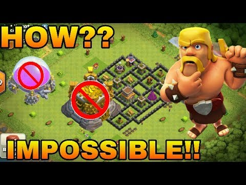 IMPOSSIBLE!! NO GOLD AND ELIXIR STORAGE BUT TH8 MAX HOW?? CLASH OF CLANS HIDDEN SECRETS