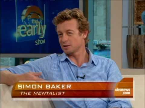Simon Baker's Success