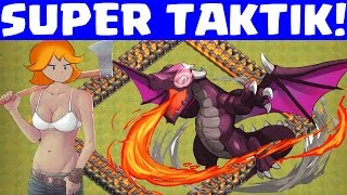 NEUE SUPER TAKTIK! || CLASH OF CLANS || Let's Play CoC [Deutsch/German HD+]