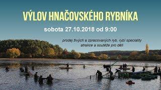 Pozvánka na výlov Hnačovského rybníka 2018