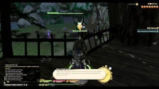 [PC] FFXIV 3.1 -  Vanu Vanu Side Quest - Bird Watching