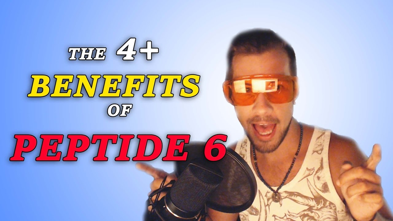 The 4+ Benefits of Peptide 6 (Neurogenesis like CNTF and P21