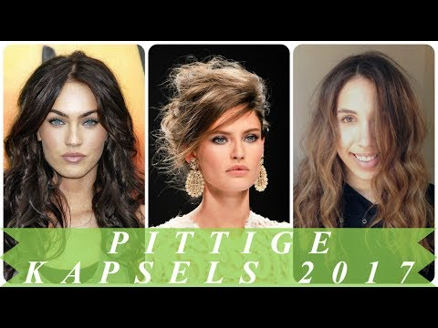 Trendy Pittige Kapsels Dames 2017