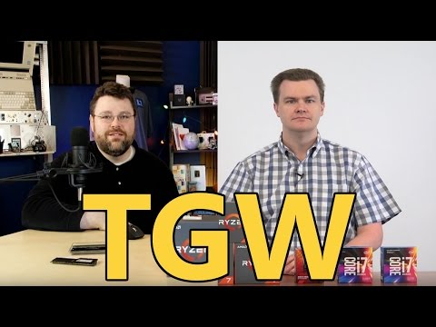 Clash of the Tech Titans II - TGW #92