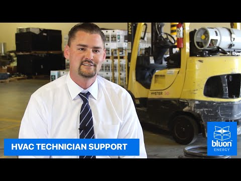 Perfect R22 Replacement - Bluon TdX 20 & HVAC Contractor Support