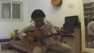 Bài không tên số 8 - fingerstyle guitar solio