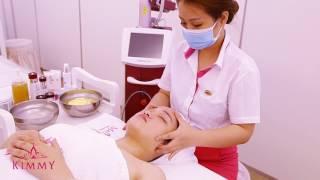 Hướng Dẫn Massage Mặt    Meiya beauty spa