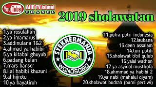 Download Mp3 SHOLAWAT ahbabul musthofa FULL ALBUM TERBARU 2019