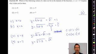 Common Core Algebra II.Unit 8.Lesson 1.Square Root Functions and Their Graphs