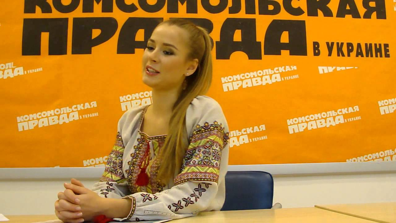 2014 - Miss Ukraine - Universe
