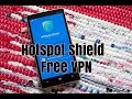 VPN For Windows Phone | Mobile Hotspot Shield Free VPN Full Review | Download for Free