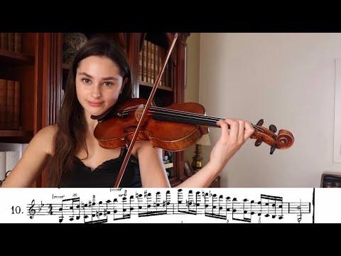 My Violin Technique