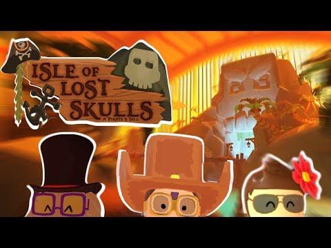 Rec Room: Isle of Lost Skulls (Pirate Souls)
