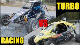 TURBO crosskart VS 750 Racing crosskart