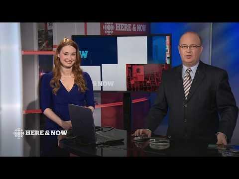 CBC NL Here & Now Thursday December 28 2017