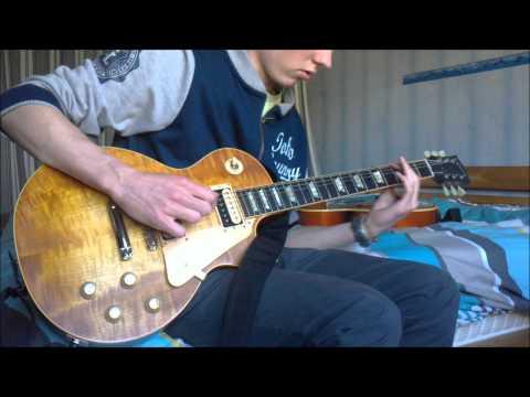Beast  guitar cover ( nico vega ) + TAB