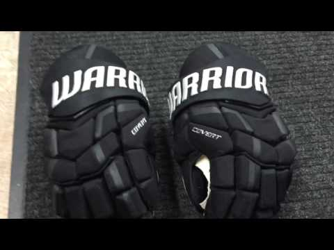 Troy Brouwer Warrior Covert QRL gloves (review)