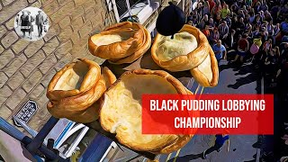 The World Black Pudding Throwing Championships 2016