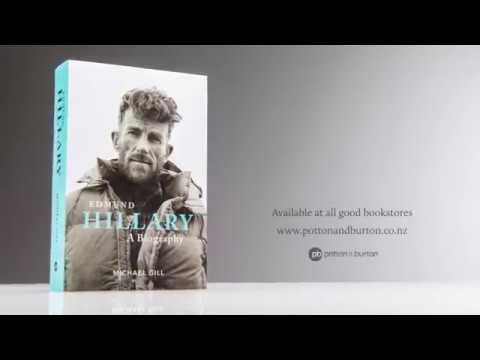 Edmond Hilary: A biography by Michael Gill