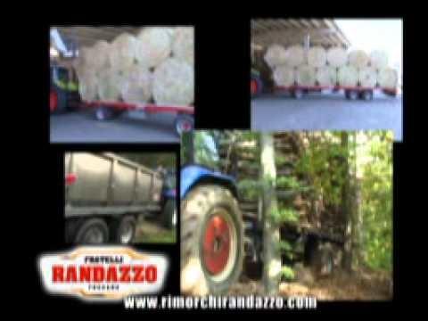 Rimorchi agricoli randazzo il tridem cassone arrotondato for Crosetto rimorchi agricoli