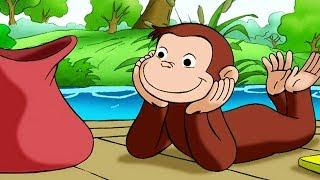 Georges le Petit Singe 🐵Au Fil De L'Eau 🐵Saison 1  🐵Dessin Animé 🐵Animation Pour Enfants