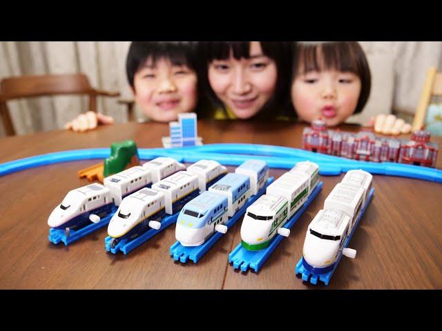カプセルプラレール 車窓満喫!ダブルデッカー編/capsule toy