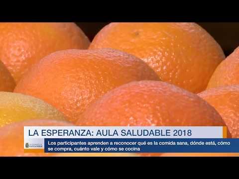La Esperanza Aula saludable 2018
