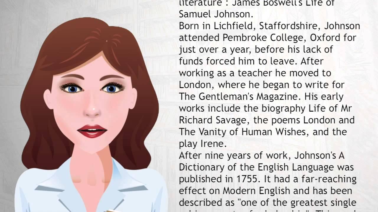 samuel johnson vanity of human wishes summary
