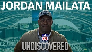 Jordan Mailata's Journey From Australian Rugby League to Eagles Draft Pick | Undiscovered | NFL