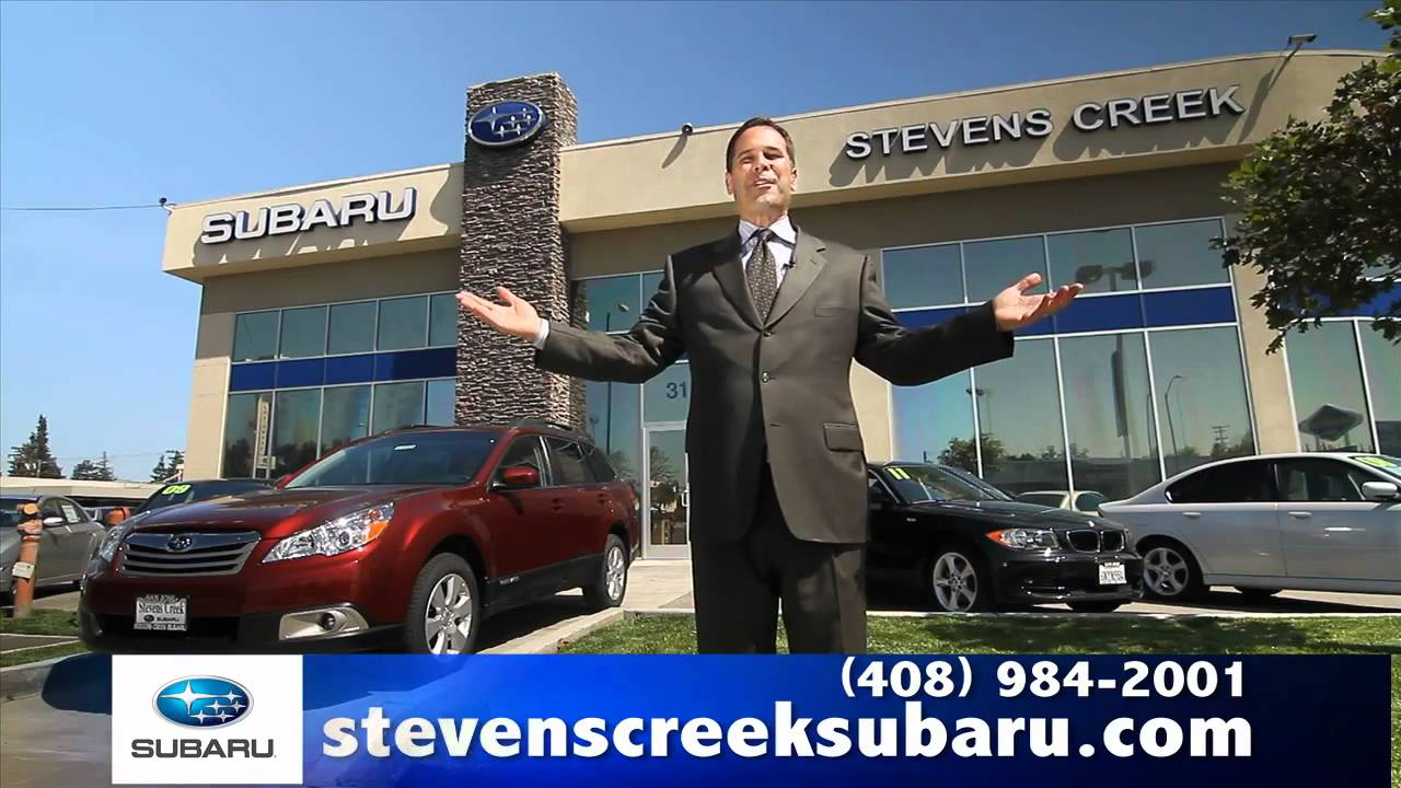 Stevens Creek Subaru 2011 V05b Summer Outtings Youtube