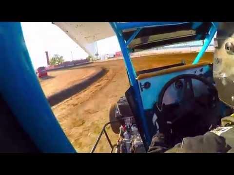 #27 Micro Sprint car|Ron Singh|Delta Speedway|10-08-2016