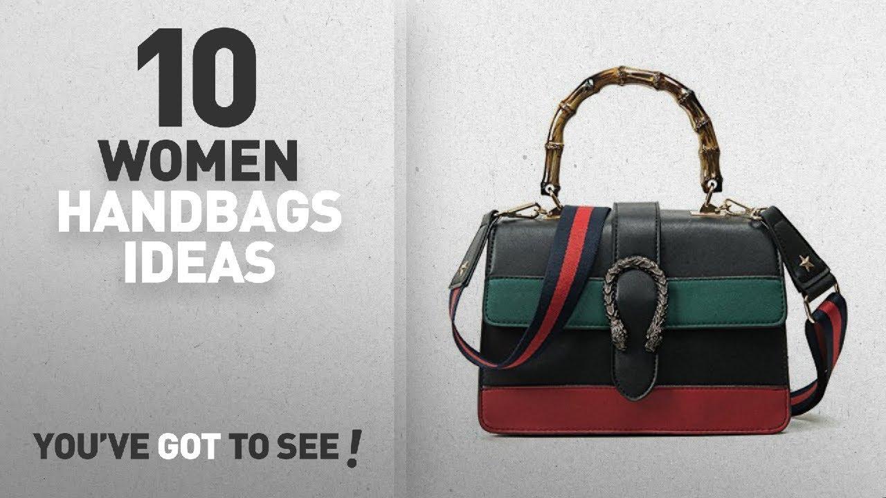 38b5c9cbcf Top 10 Handbag 2017   Winter 2018    Women messenger Bag Women ...