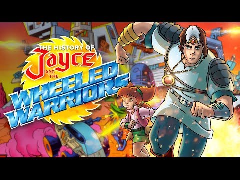 The History of Jayce and the Wheeled Warriors