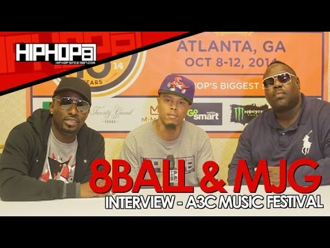8 Ball & MJG Talk 20 Years In The Game, Their New Project