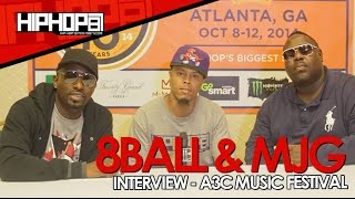 8 ball mjg talk 20 years in the game their new project timeless memphis more with hhs1987
