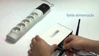Rede 3G em 5 minutos - TP-LINK TL-MR3420
