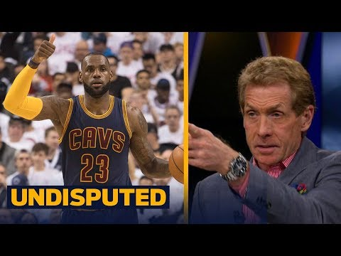 LeBron James tweets Magic Johnson - what does it mean? | UNDISPUTED