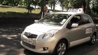 Intensive crash driving lessons courses in London UK