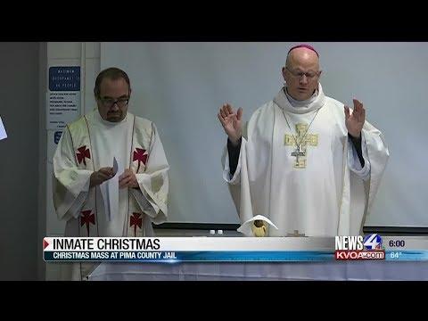 Christmas Mass held at Pima County jail