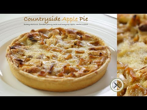 Countryside Apple Pie – Bruno Albouze – The Real Deal