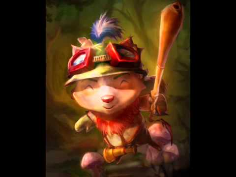 Captain Teemo on duty remix 10 hours