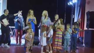 Грандиозный концерт группы Фристайл в Житомире