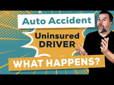 What Happens When An Uninsured Driver Hits You?