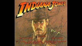 Indiana Jones' Greatest Adventures. SNES. Walkthrough (No Death)