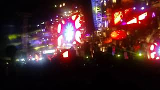 Marshmello- Summer Live @Vh1 Supersonic 2018 Pune India