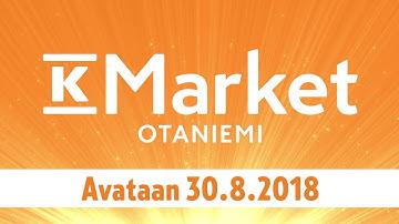 K Market Otaniemi